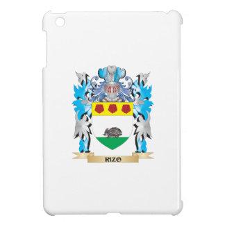 Escudo de armas de Rizo - escudo de la familia