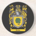 Escudo de armas de Robles Posavasos Manualidades