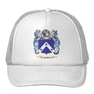 Escudo de armas de Robyn (escudo de la familia) Gorras