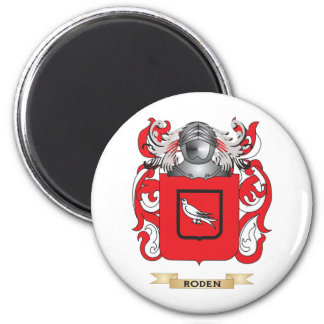 Escudo de armas de Roderick (escudo de la familia) Imanes