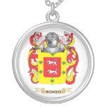 Escudo de armas de Romeo (escudo de la familia) Joyerías