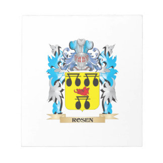 Escudo de armas de Rosen - escudo de la familia Bloc