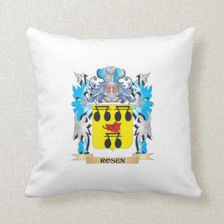 Escudo de armas de Rosen - escudo de la familia Cojines