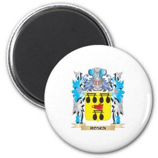 Escudo de armas de Rosen - escudo de la familia Imán