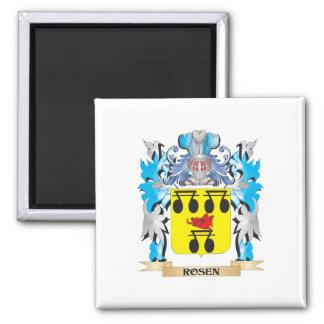 Escudo de armas de Rosen - escudo de la familia Imán Para Frigorifico