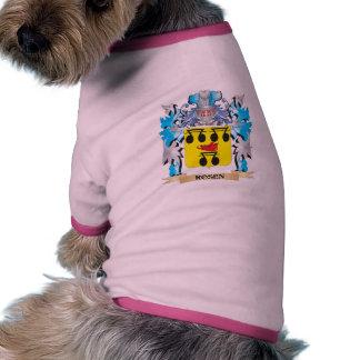 Escudo de armas de Rosen - escudo de la familia Camisa De Mascota