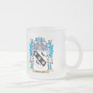 Escudo de armas de Rowley - escudo de la familia Taza De Café