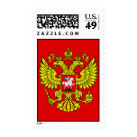 Escudo de armas de Rusia Franqueo