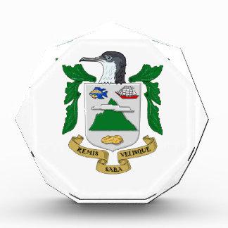 Escudo de armas de Saba