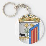 Escudo de armas de Salamanca (España) Llavero