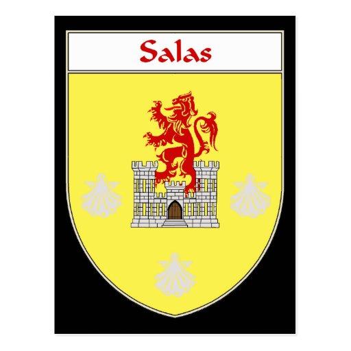 Escudo de armas de Salas Postales