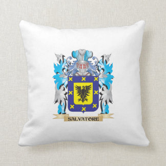 Escudo de armas de Salvador - escudo de la familia Almohadas