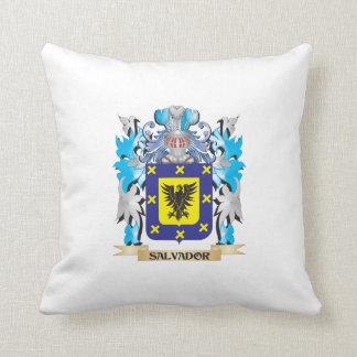 Escudo de armas de Salvador - escudo de la familia Cojin