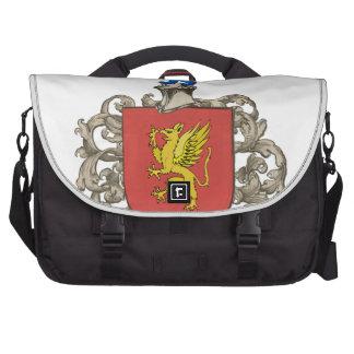 Escudo de armas de Samuel Baldwin de Windsor, mA Bolsas Para Portatil