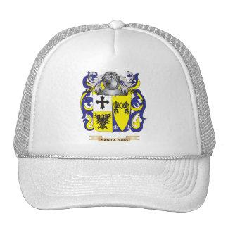 Escudo de armas de Santa Cruz (escudo de la famili Gorra