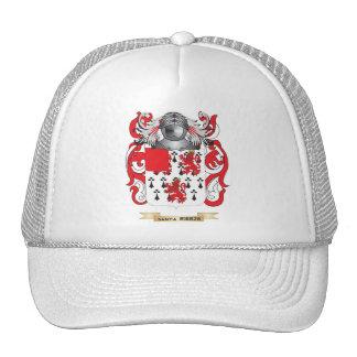 Escudo de armas de Santa María (escudo de la famil Gorras De Camionero