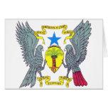 Escudo de armas de Sao Tome Principe
