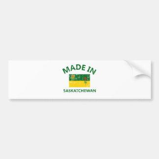 Escudo de armas de Saskatchewan Pegatina Para Auto