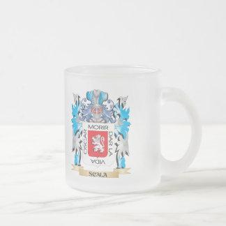 Escudo de armas de Scala - escudo de la familia Taza De Café