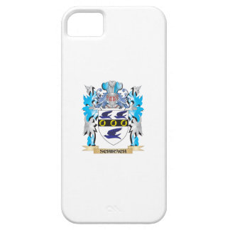 Escudo de armas de Schirach - escudo de la familia iPhone 5 Case-Mate Protectores