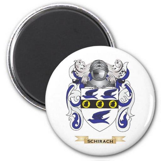 Escudo de armas de Schirach (escudo de la familia) Iman De Nevera