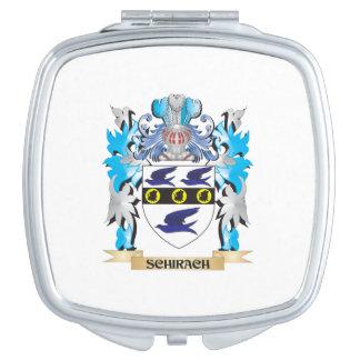 Escudo de armas de Schirach - escudo de la familia Espejos De Viaje