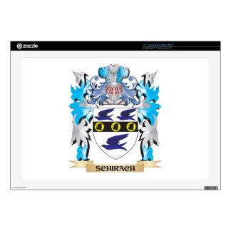 Escudo de armas de Schirach - escudo de la familia Skins Para Portátiles