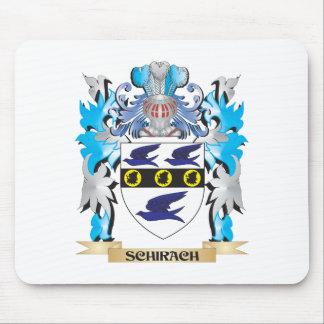 Escudo de armas de Schirach - escudo de la familia Tapetes De Ratón