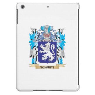 Escudo de armas de Schmidt - escudo de la familia Funda Para iPad Air