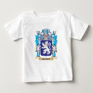 Escudo de armas de Schmidt - escudo de la familia Camiseta