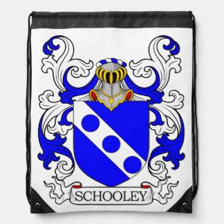 Escudo de armas de Schooley Mochila