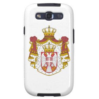 Escudo de armas de Serbia Galaxy S3 Cobertura