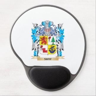 Escudo de armas de Shay - escudo de la familia Alfombrilla Gel