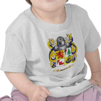 Escudo de armas de Shay (escudo de la familia) Camisetas