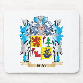 Escudo de armas de Shay - escudo de la familia Alfombrilla De Ratón