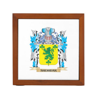 Escudo de armas de Sheridan - escudo de la familia