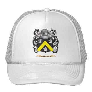 Escudo de armas de Shinner escudo de la familia Gorros