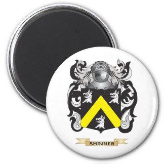 Escudo de armas de Shinner escudo de la familia Imán De Frigorifico