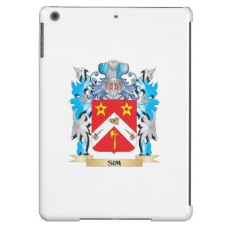 Escudo de armas de Sim - escudo de la familia
