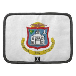 Escudo de armas de Sint Maarten Organizador