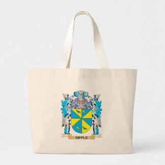 Escudo de armas de Sipple - escudo de la familia Bolsa