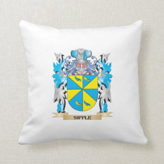 Escudo de armas de Sipple - escudo de la familia Almohada