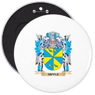 Escudo de armas de Sipple - escudo de la familia Pin
