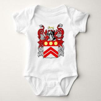 Escudo de armas de Skellie Body Para Bebé
