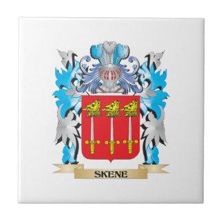 Escudo de armas de Skene - escudo de la familia Azulejos Cerámicos