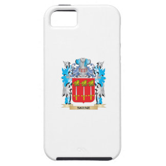 Escudo de armas de Skene - escudo de la familia iPhone 5 Cárcasas