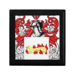 Escudo de armas de Slabaugh Cajas De Joyas