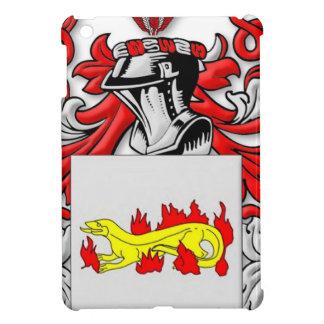 Escudo de armas de Slabaugh iPad Mini Fundas