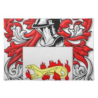Escudo de armas de Slabaugh Manteles