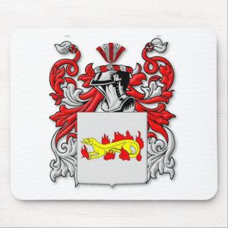 Escudo de armas de Slabaugh Tapetes De Raton